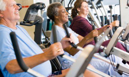 Musculação melhora vida de idosos